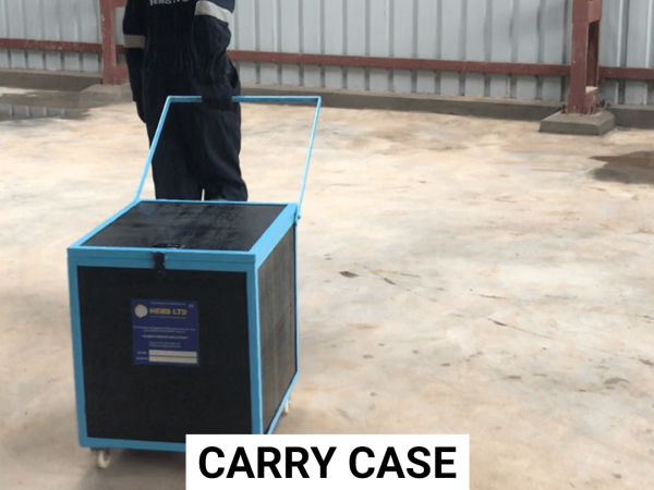 Carry Case Centered