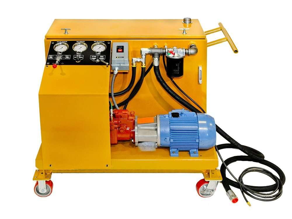 HCT-3000 Hydraulic Cylinder Tester