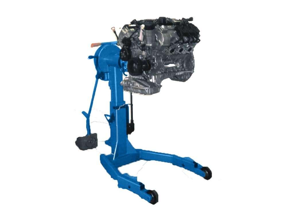 HM ES 1050 Engine Repair stand