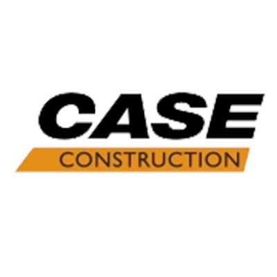 CASE Construction logo