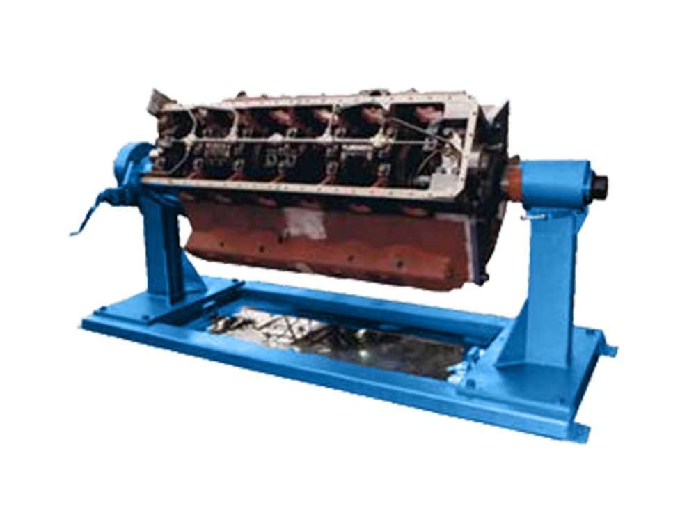 HEMS Engine Repair stand