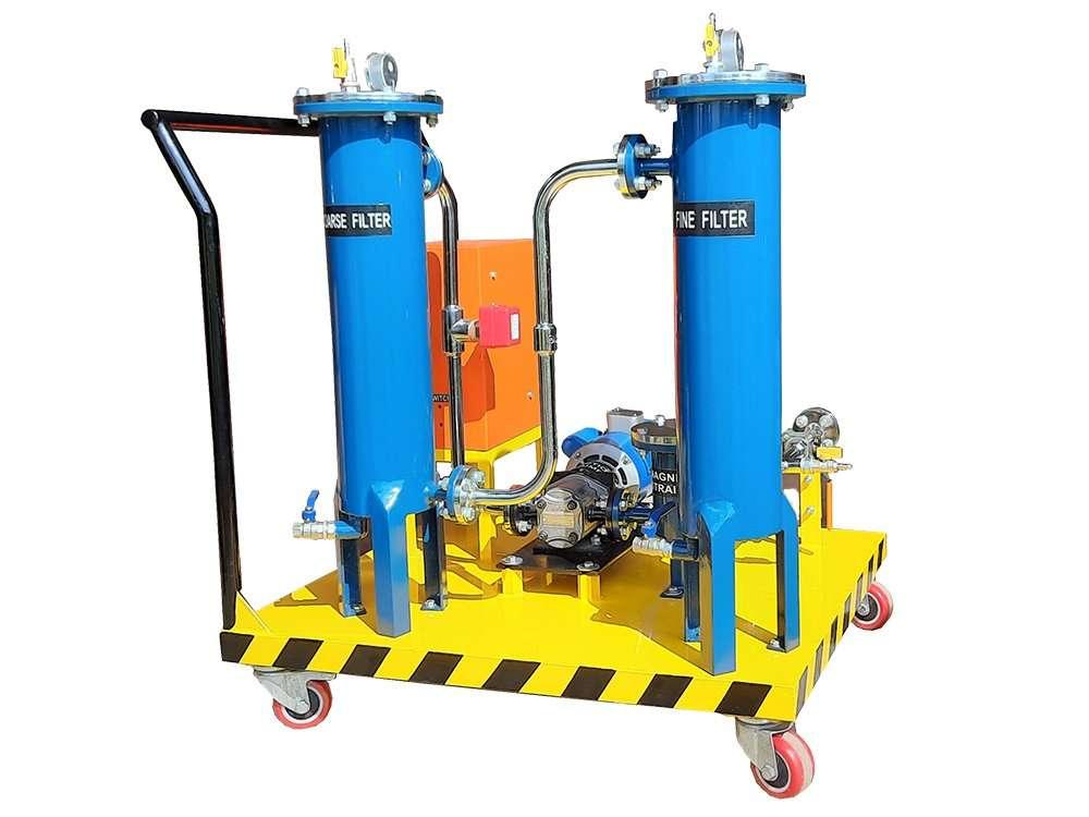 HEMS filtration unit