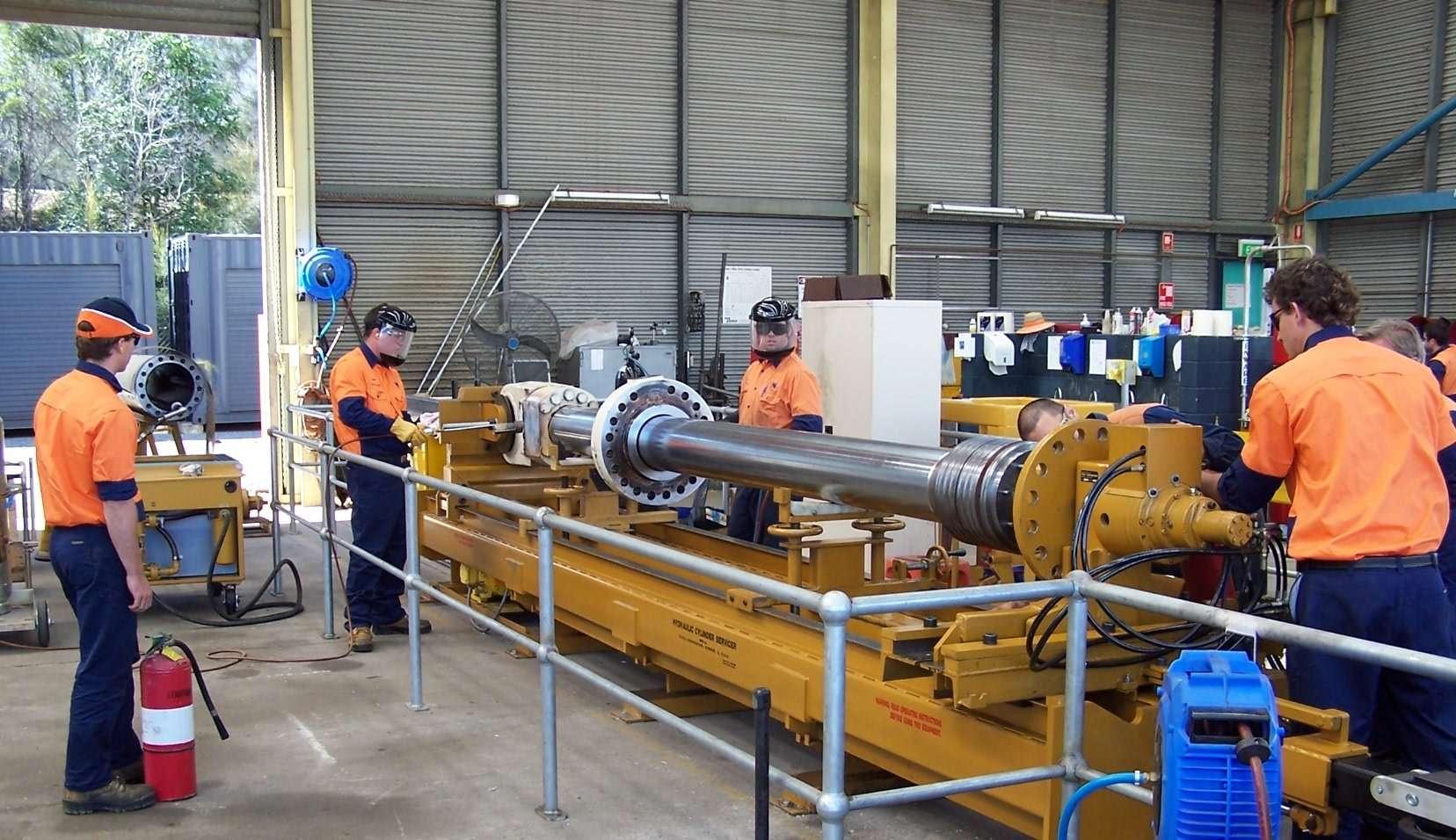 Facility in Australia