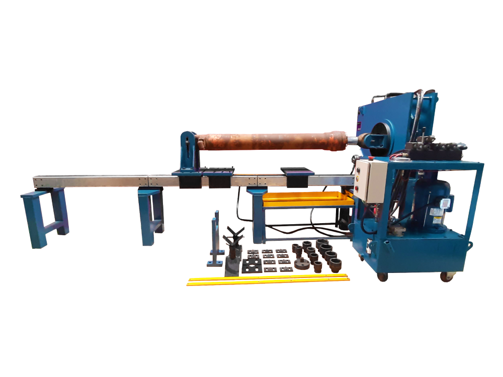 PCRB-4000 Portable Cylinder Repair Bench